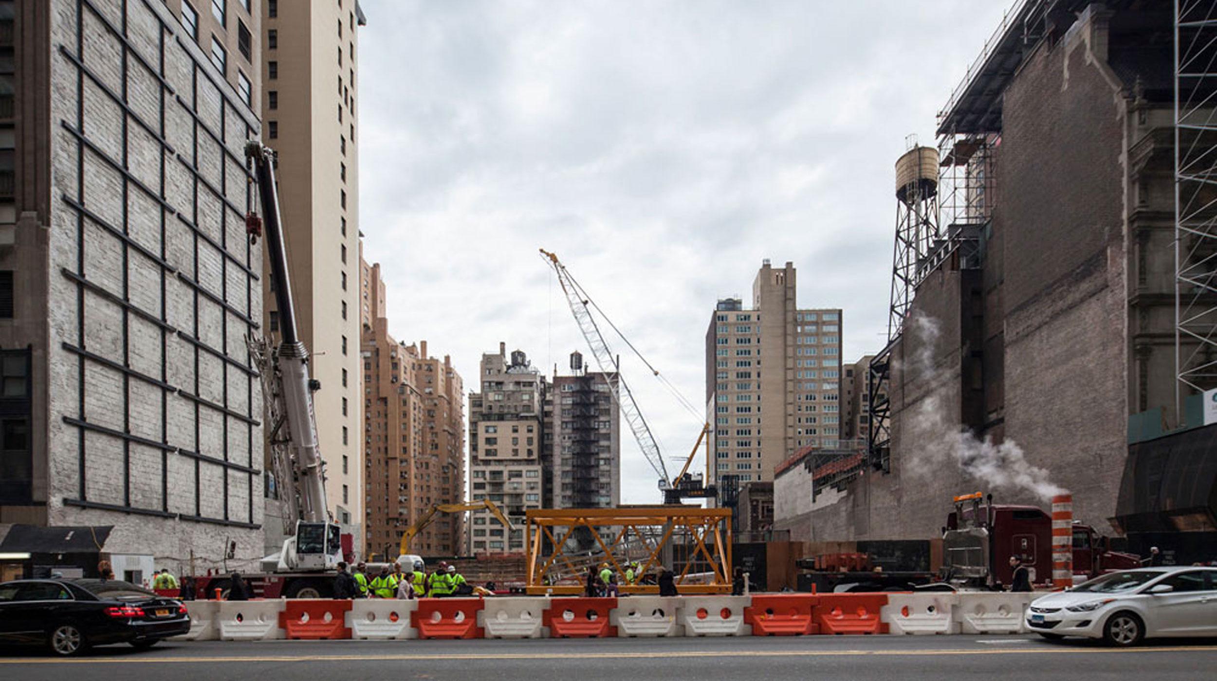 Montse Zamorano, Deconstructing New York City
