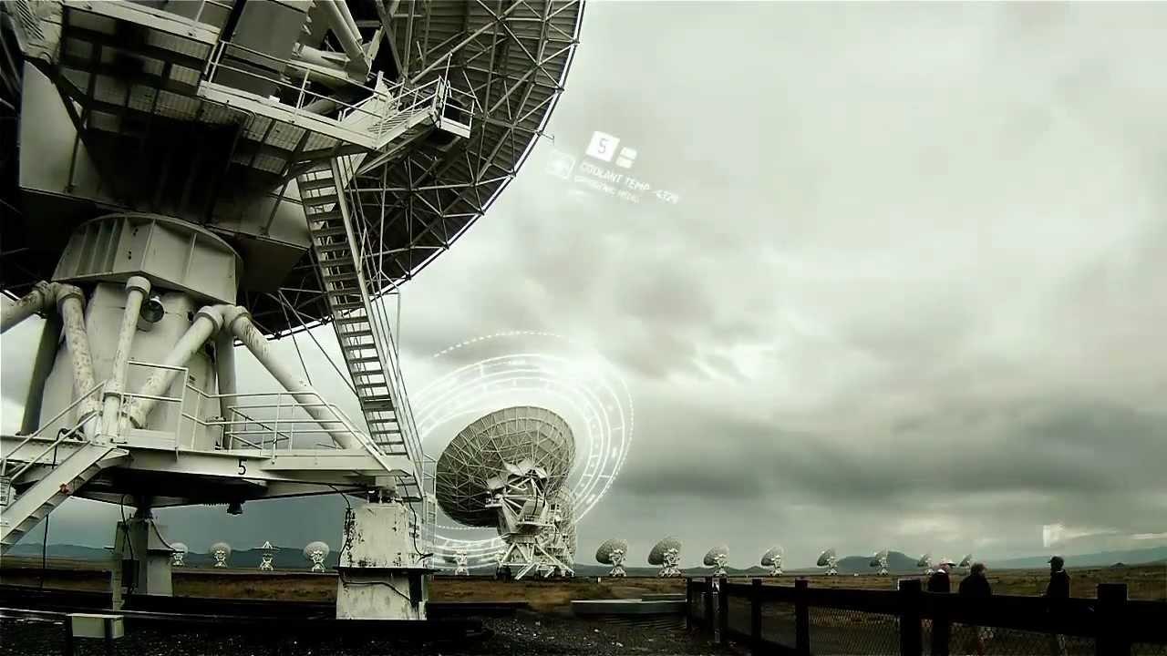 El estudio Site 07, del norteamericano Douglas Koke, ha filmado en time-lapse el movimiento de las antenas del observatorio radioastronómico VLA (Very Large  Array) de Socorro, en Nuevo México.