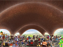 Lord Foster launched proposals for the droneport project in Africa to support cargo drone routes capable of delivering urgent and precious supplies to remote areas on a massive scale. The project is a collaboration between Redline...