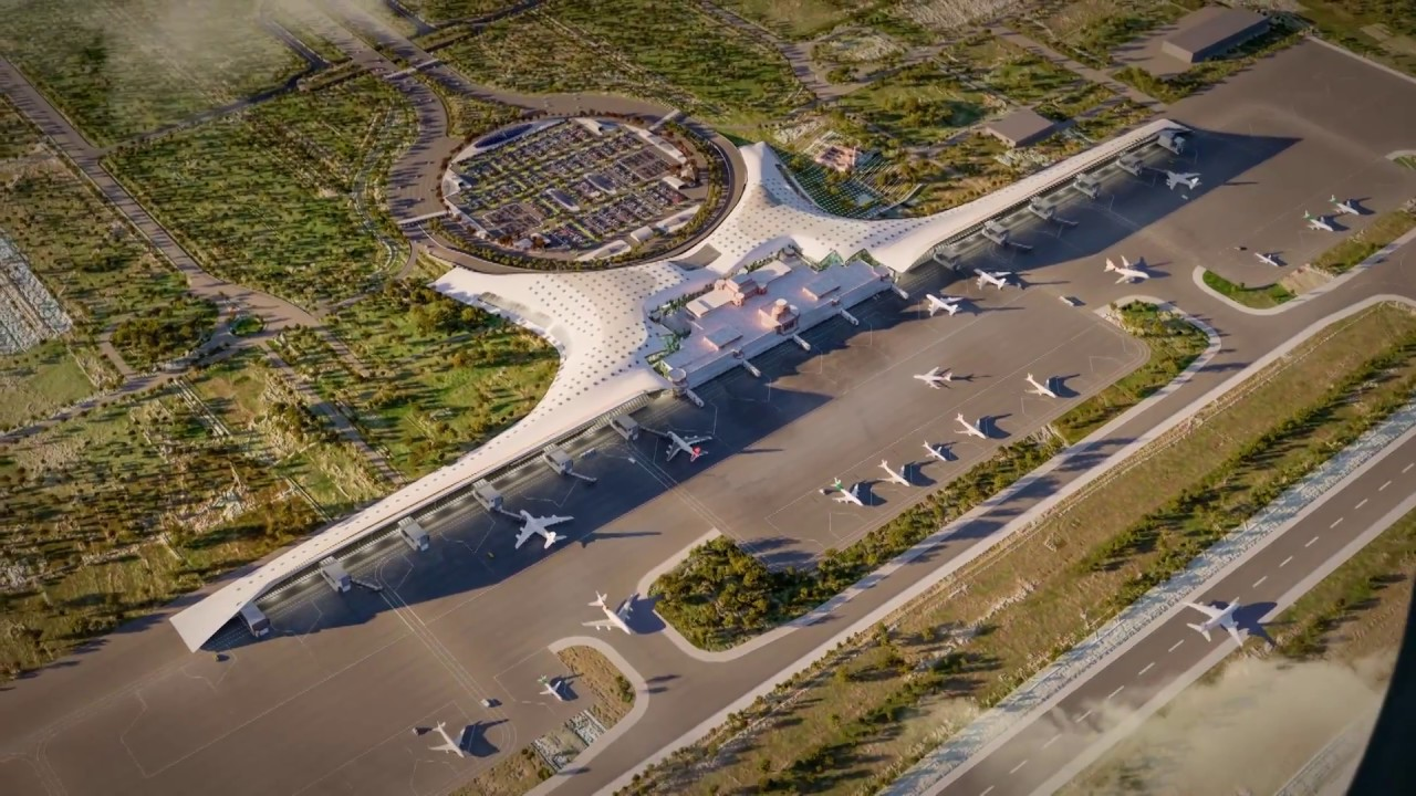 The Madrid practice of Pablo Gil and Jaime Bartolomé, in collaboration with the engineering firms Typsa of Spain and Asian Consulting of Pakistan, will be building a new passenger terminal at Allama Iqbal Airport. Construction is to begin during the second half of 2017.