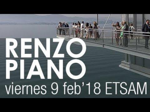 El arquitecto italiano y premio Pritzker Renzo Piano visita laEscuela Técnica Superior de Arquitectura de Madridpara dar una conferencia dentro de ciclo del Máster Habilitante...