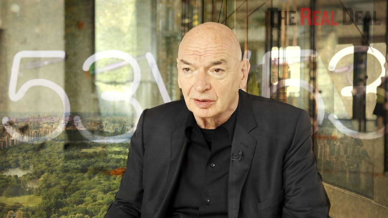 Jean Nouvel, the French starchitect behind 53 West 53rd discusses his journey designing the building. He wanted the tower to be synonymous with New York City, to be a building that couldn't easily be slipped into another skyline...