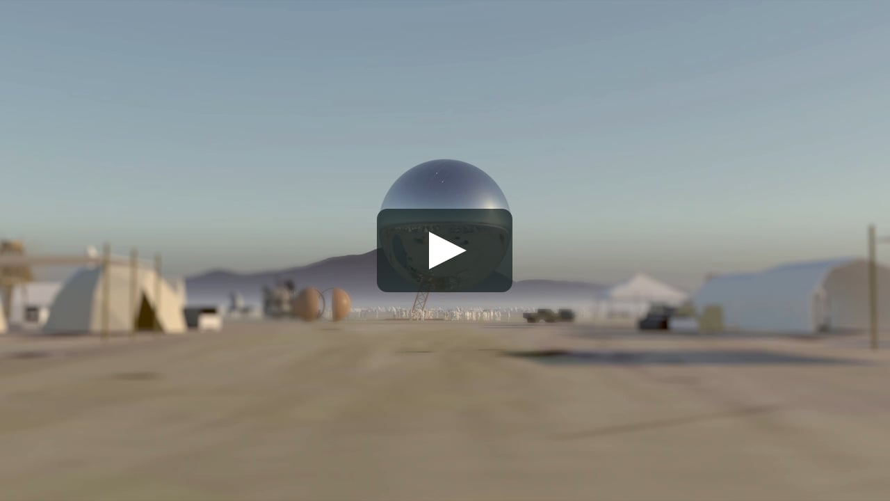 Bjarke Ingels and Jakob Lange have launched an Indiegogo crowdfunding campaign to send over the installation ORB, a huge mirrored sphere – 31 meters in diameter – representing the Earth's surface.