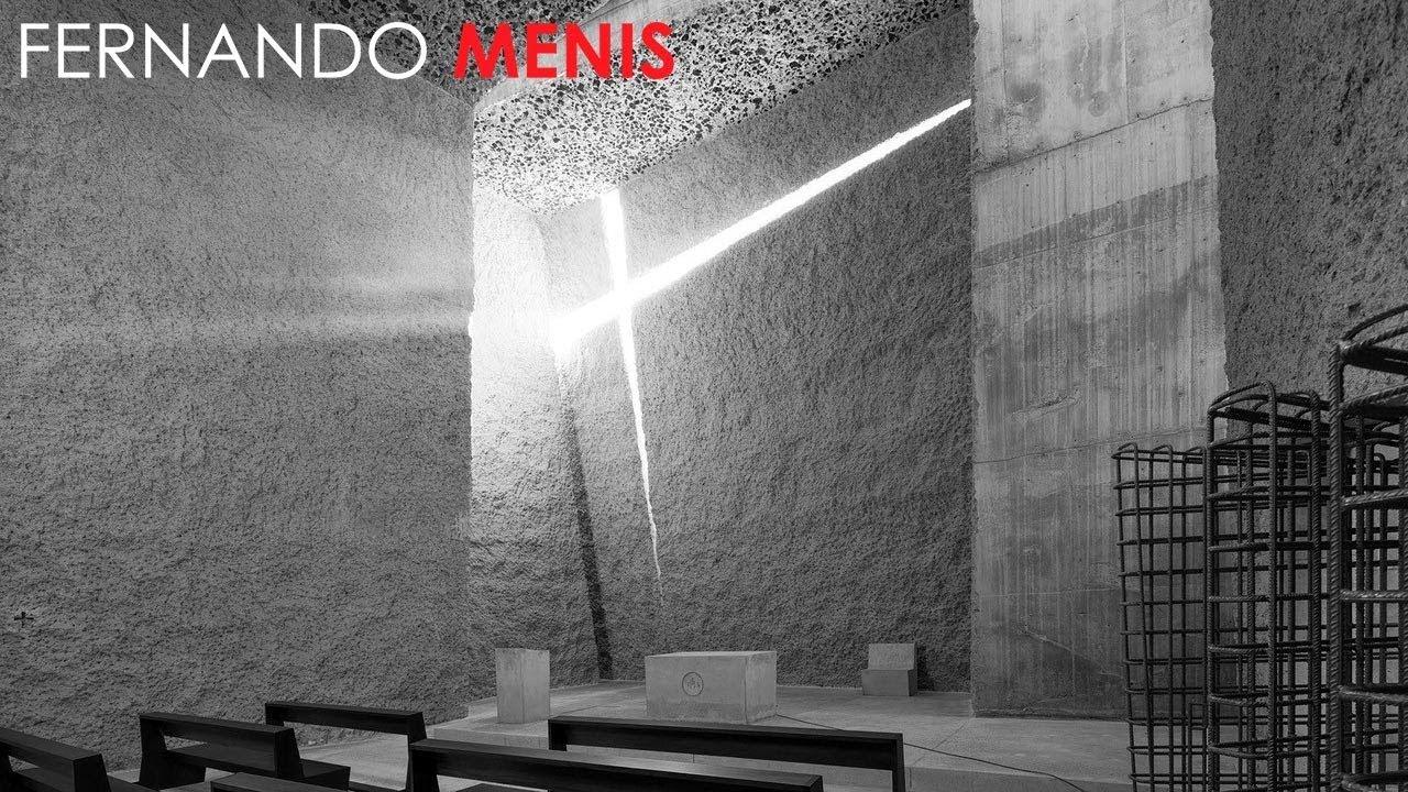 Evolución del proyecto de la Iglesia del Santísimo Redentor de las Chumberas en La Laguna (Tenerife) del arquitecto canario Fernando Menis, desde la primera fase en 2006 hasta el acto de Dedicación y Consagración en 2019.