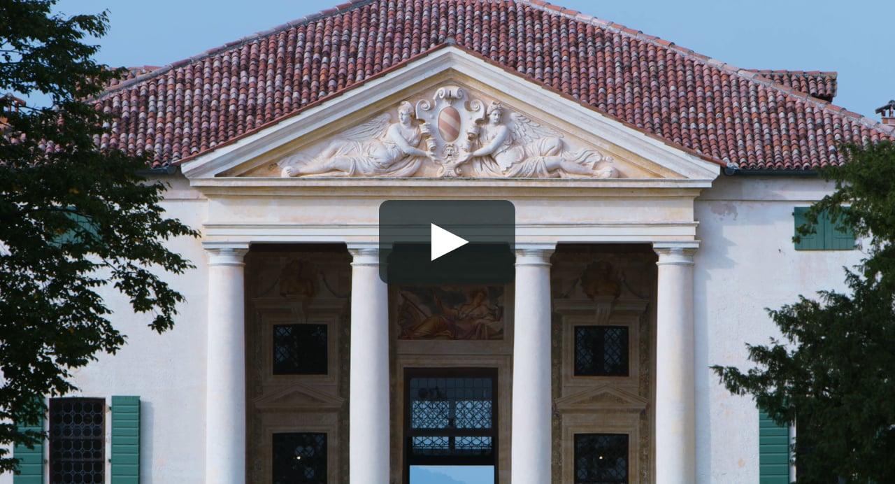 Directed by Giacomo Gatti, the film shows Kenneth Frampton and Peter Eiseman, among others, explaining how Andrea Pietro della Gondola (or Palladio) has influenced modern architecture.