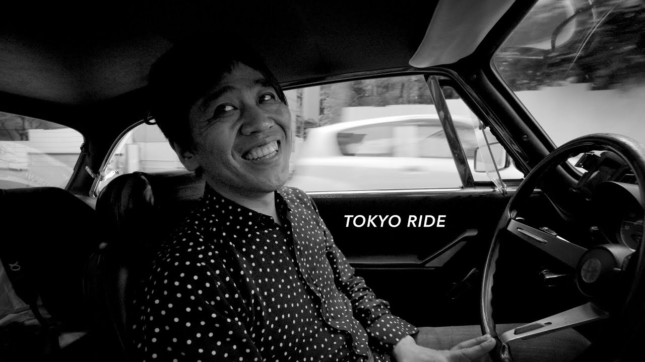 Tokyo Ride is a new step of Bêka & Lemoine's immersion within Tokyo's busy daily life. Revisiting the genre of the road movie in a very diaristic and personal way, the film takes us on board of Ryue Nishizawa's vintage Alfa Romeo (Giulia) for a day long...