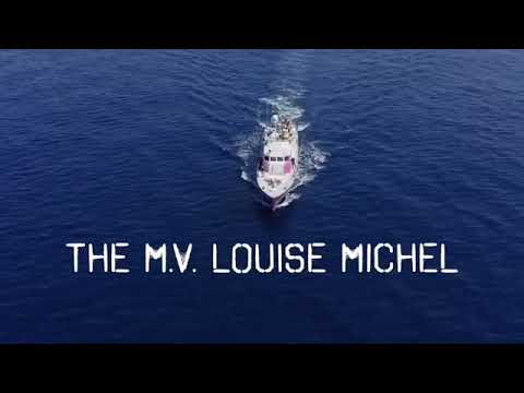 """<p> The Banksy-financed <a href=""""https://mvlouisemichel.org/""""><span style=""""color:#ff0000;"""">Louise Michel</span></a> lifeboat reached Lampedusa after rescuing 219 refugees who had been drifting for days in the Mediterranean Sea.</p>"""
