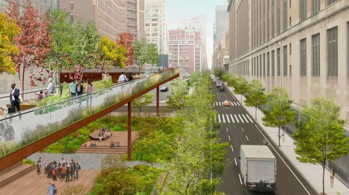 $60 Million High Line Expansion