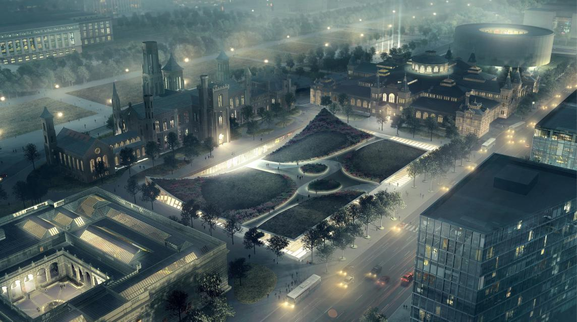 Smithsonian Scales Back Expansion Plan