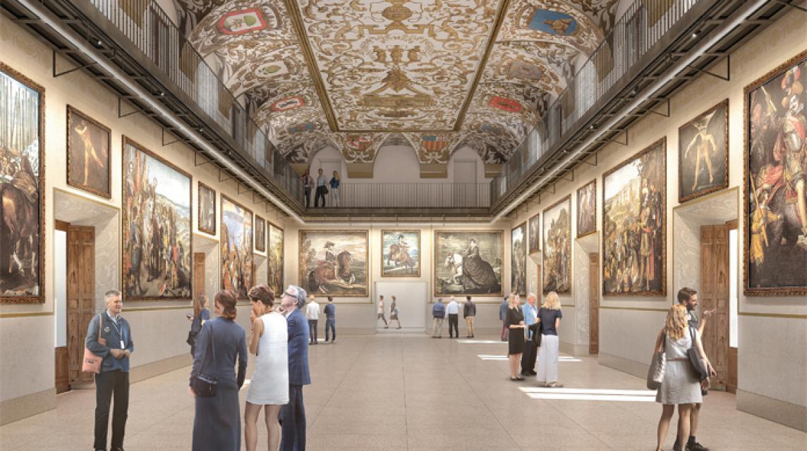 La ampliación del Prado comenzará en otoño