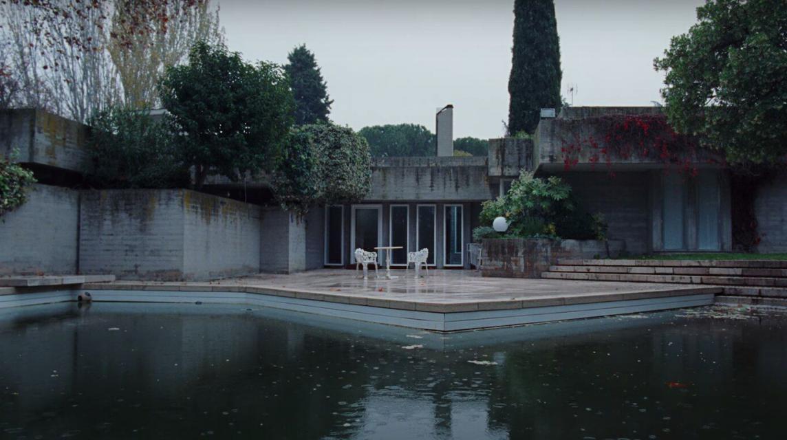 La Casa Carvajal en un vídeo de C. Tangana