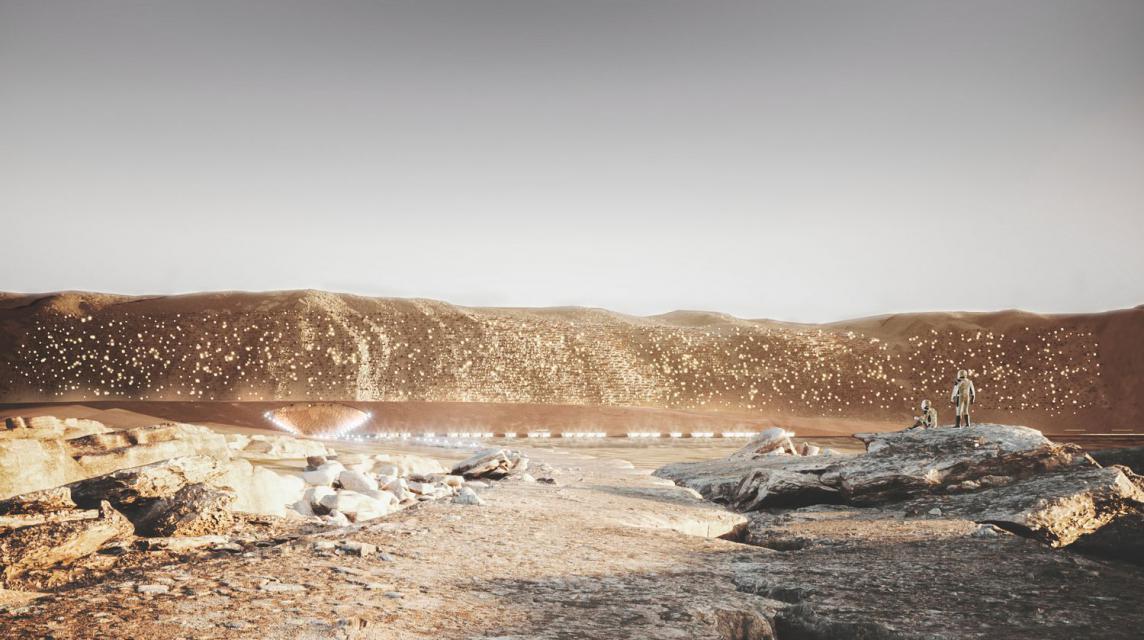 El proyecto español para habitar Marte
