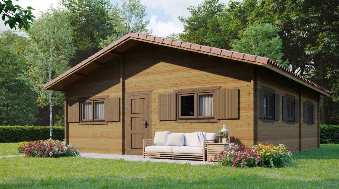 Wooden houses: a new fashion or a tradition that never went away?