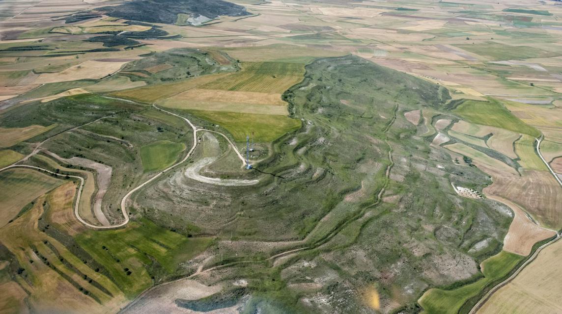 Los 40 cuarteles de Augusto para dominar Hispania