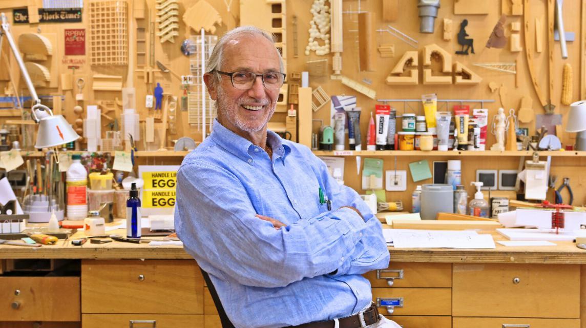 """Renzo Piano: """"Mi trabajo es construir lugares públicos para la gente y ver todo vacío es terrible"""""""