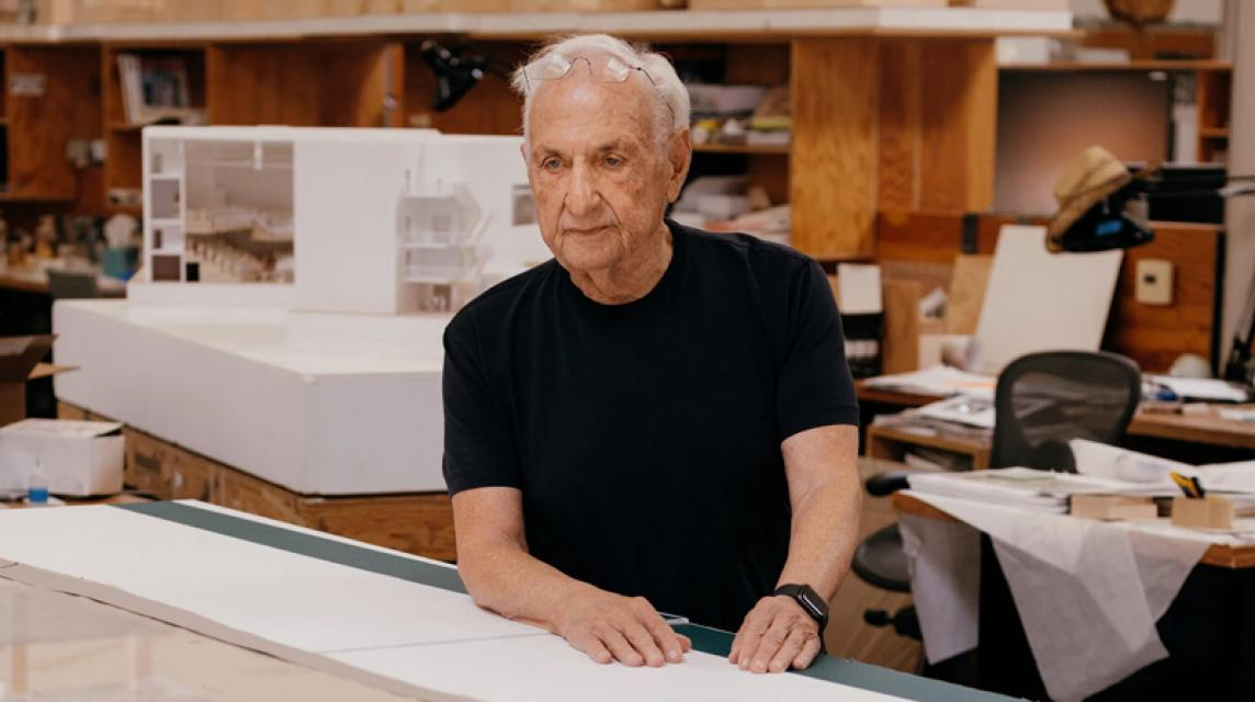 'What Would I Do?' Frank Gehry, 92, Is Too Busy to Retire