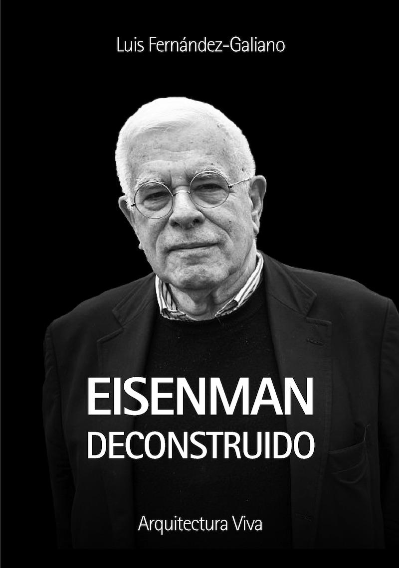 Portada del libro de Peter Eisenman
