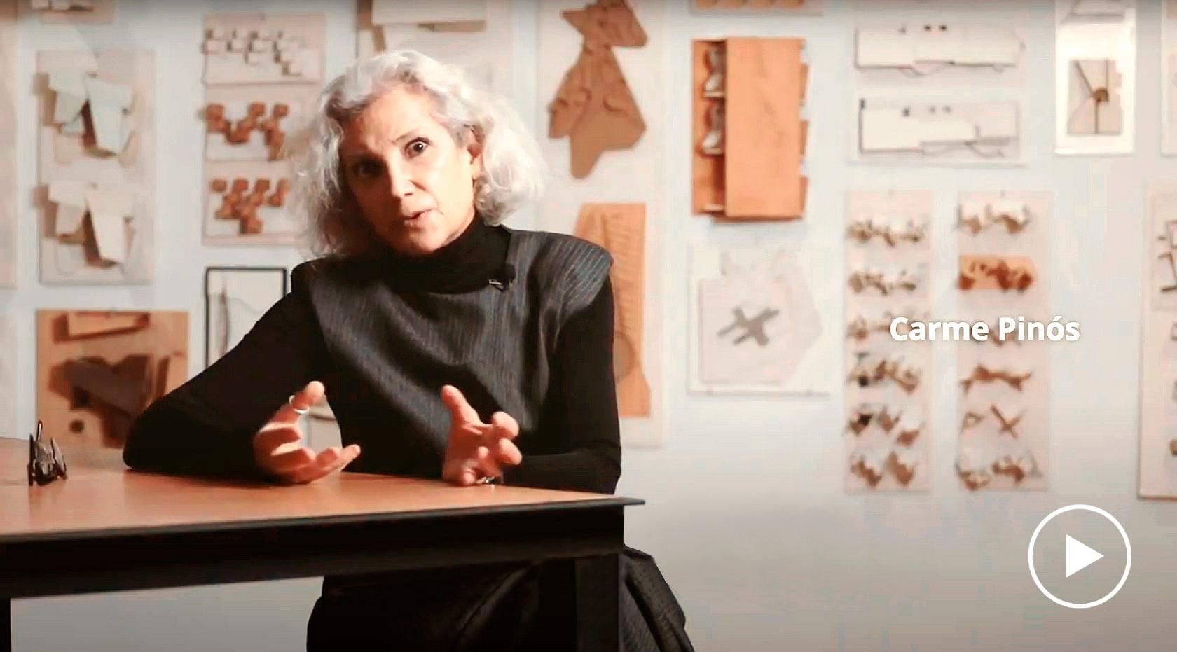 Video presentación exposición Carmen Pinós en museo ICO