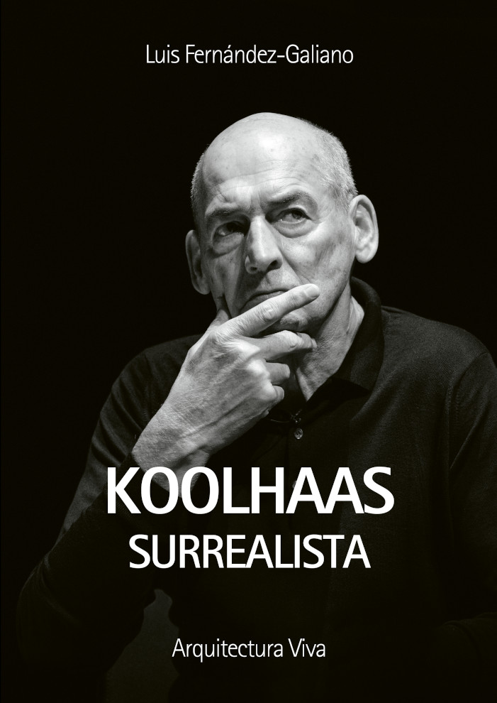 Rem Koolhaas book cover