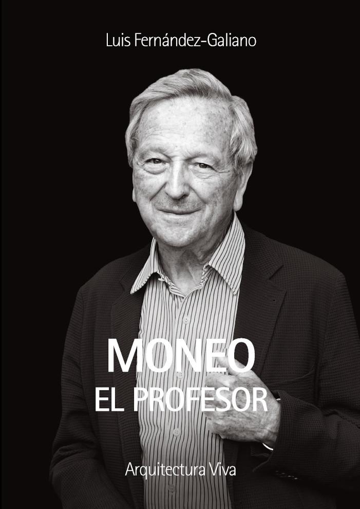 Portada del libro de Rafael Moneo