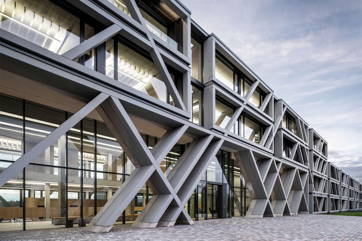 Edificio para el campus de IGZ en Falkenberg