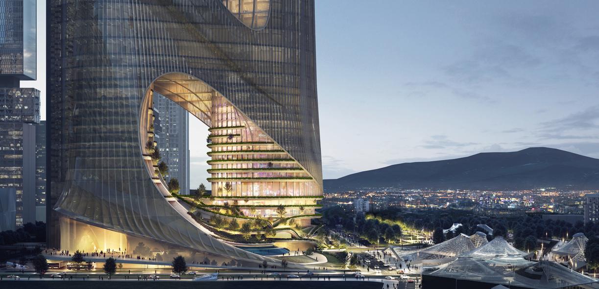 Torre C en Shenzhen Bay Super HQ Base