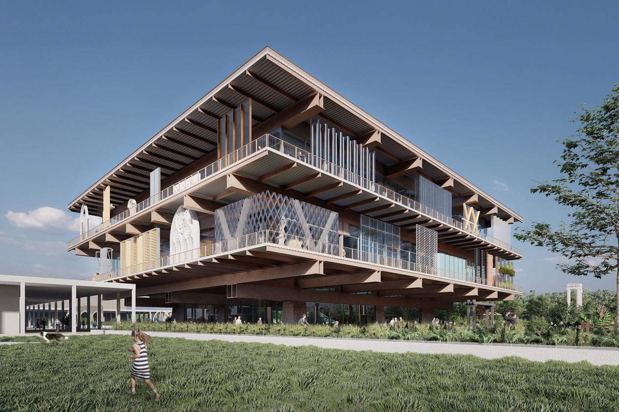 Museo Coreano de Urbanismo y Arquitectura