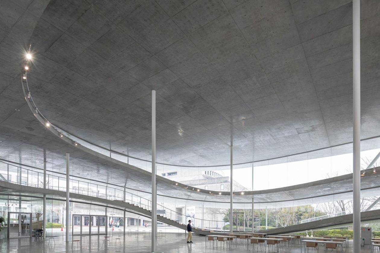 Edificio para la Facultad de Ciencias del Arte