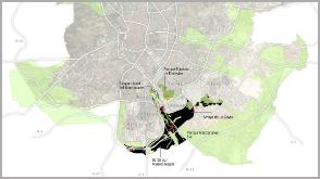 El gran pulmón verde para Madrid, en una década