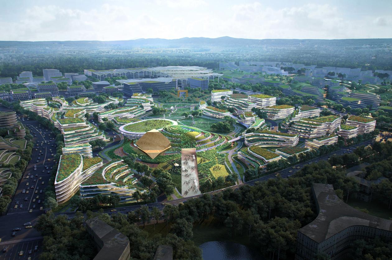 Ciudad de la Ciencia y la Tecnología del Futuro