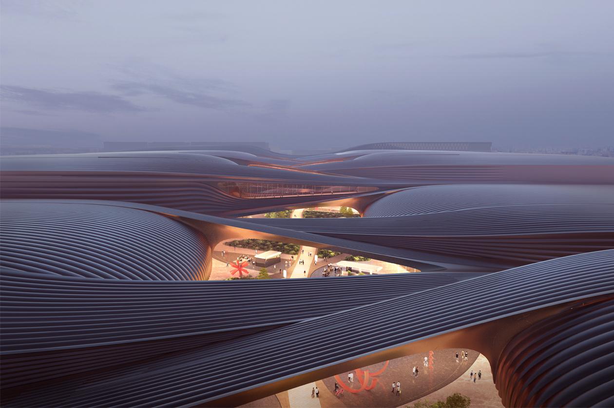 Centro Internacional de Exposiciones en Pekín