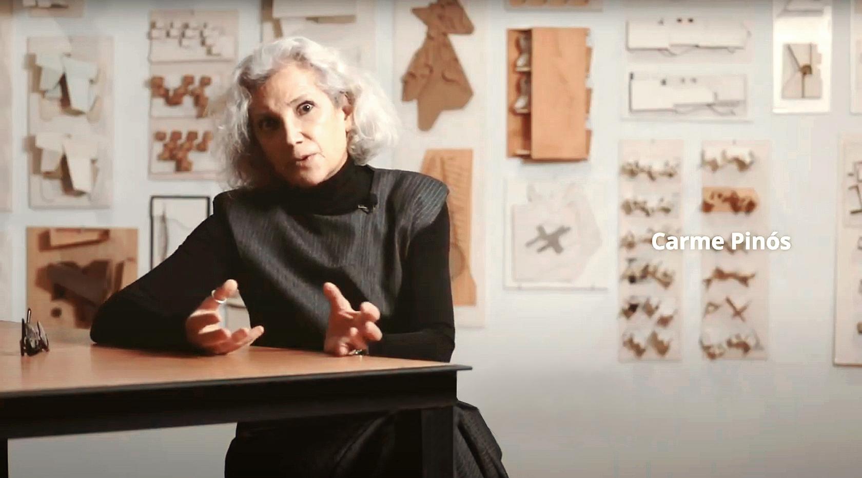 'Carme Pinós. Escenarios para la vida' en el Museo ICO de Madrid