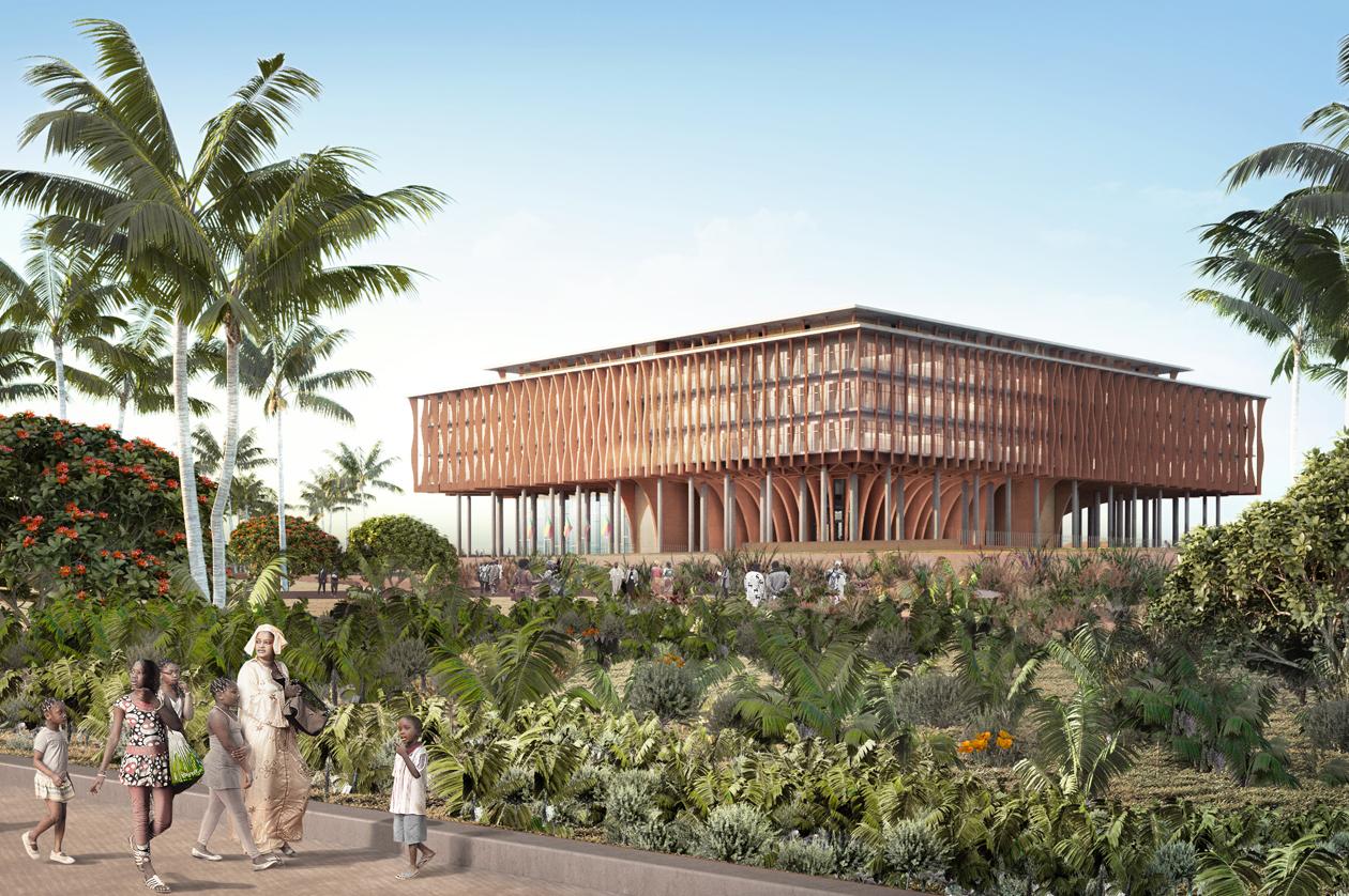 Asamblea Nacional de Benín en Porto Novo
