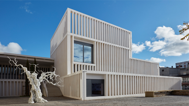 Abre sus puertas el Museo Helga de Alvear