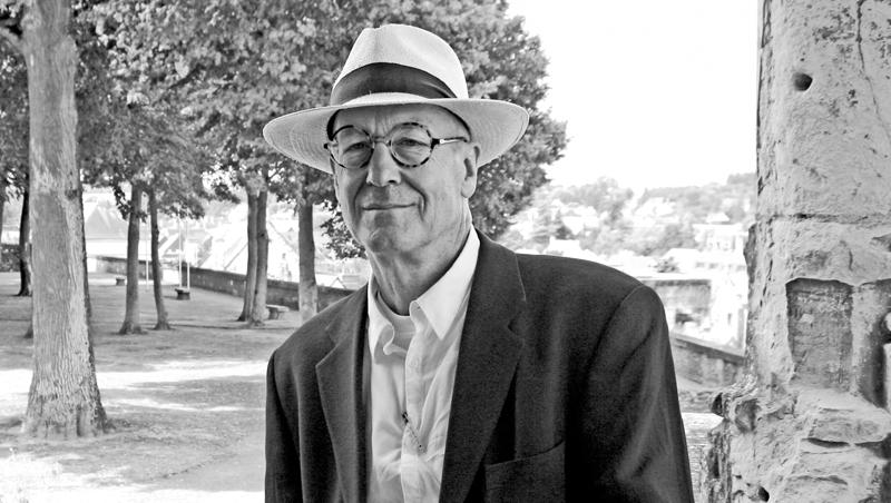 La elegancia espiritual. Richard Ingersoll, 1949-2021