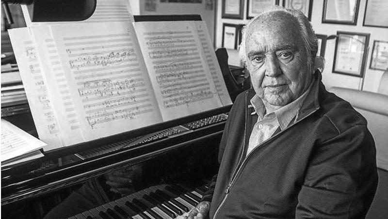 Antón García Abril (1933-2021)
