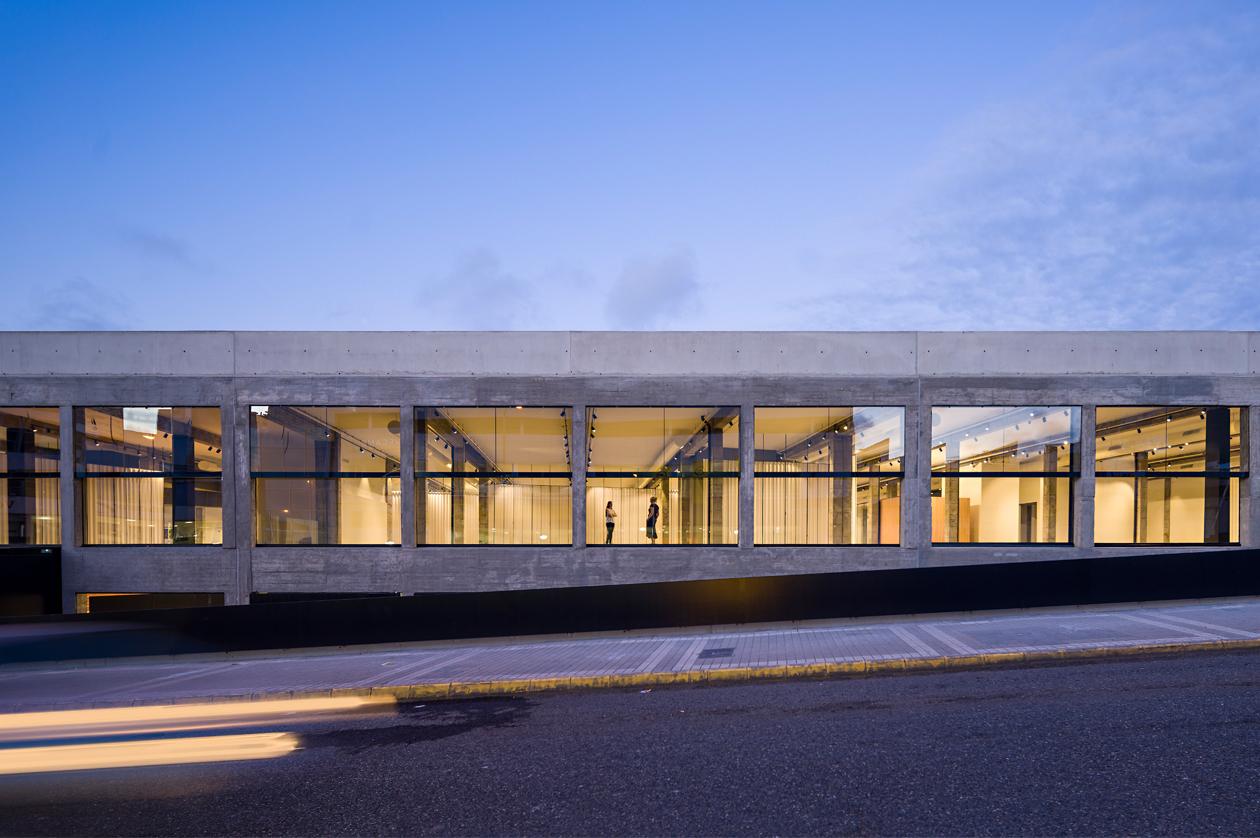 Renovation of La Loza building in Las Palmas de Gran Canaria