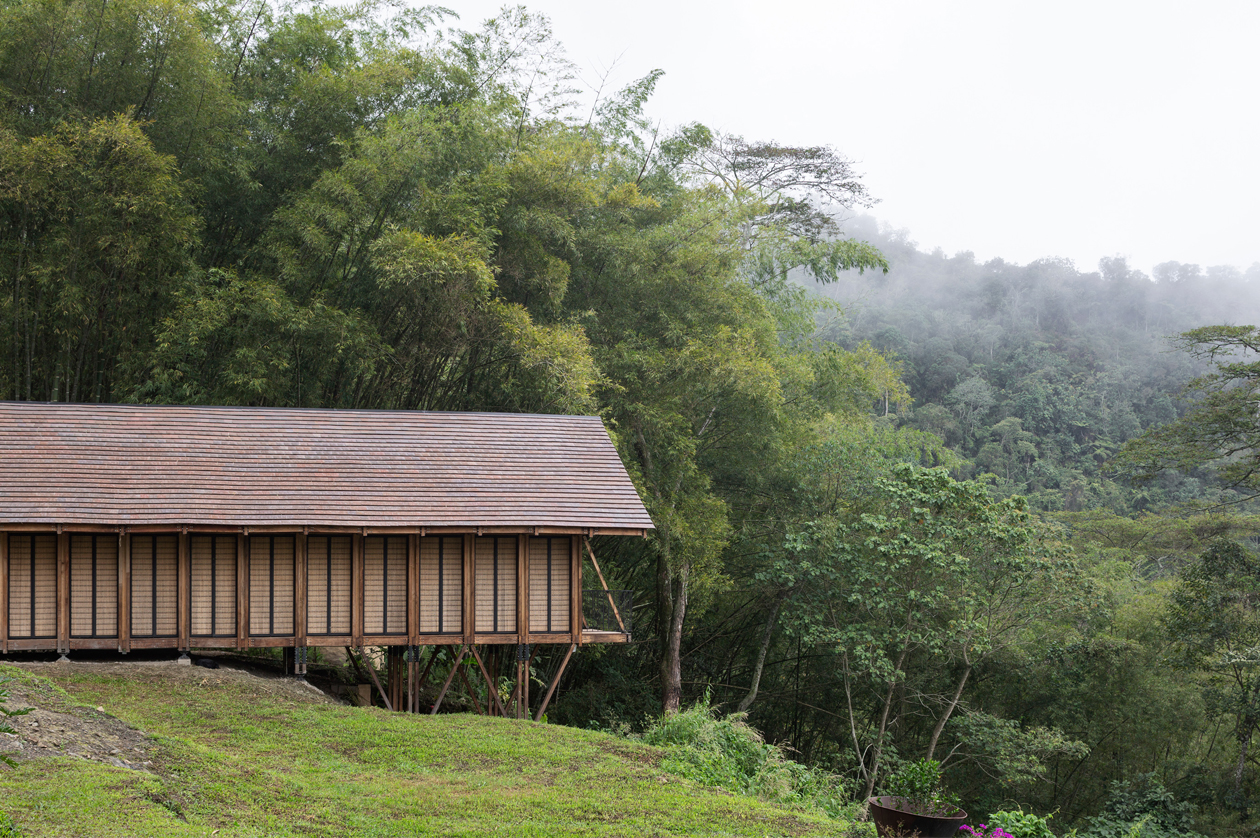 Casa Tejida in Nocaima