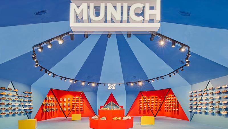 Munich store in Getafe (Madrid)