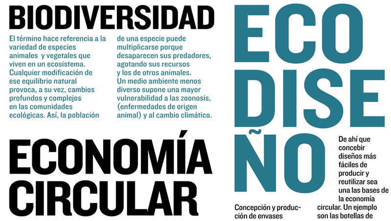 Diccionario breve de la economía circular