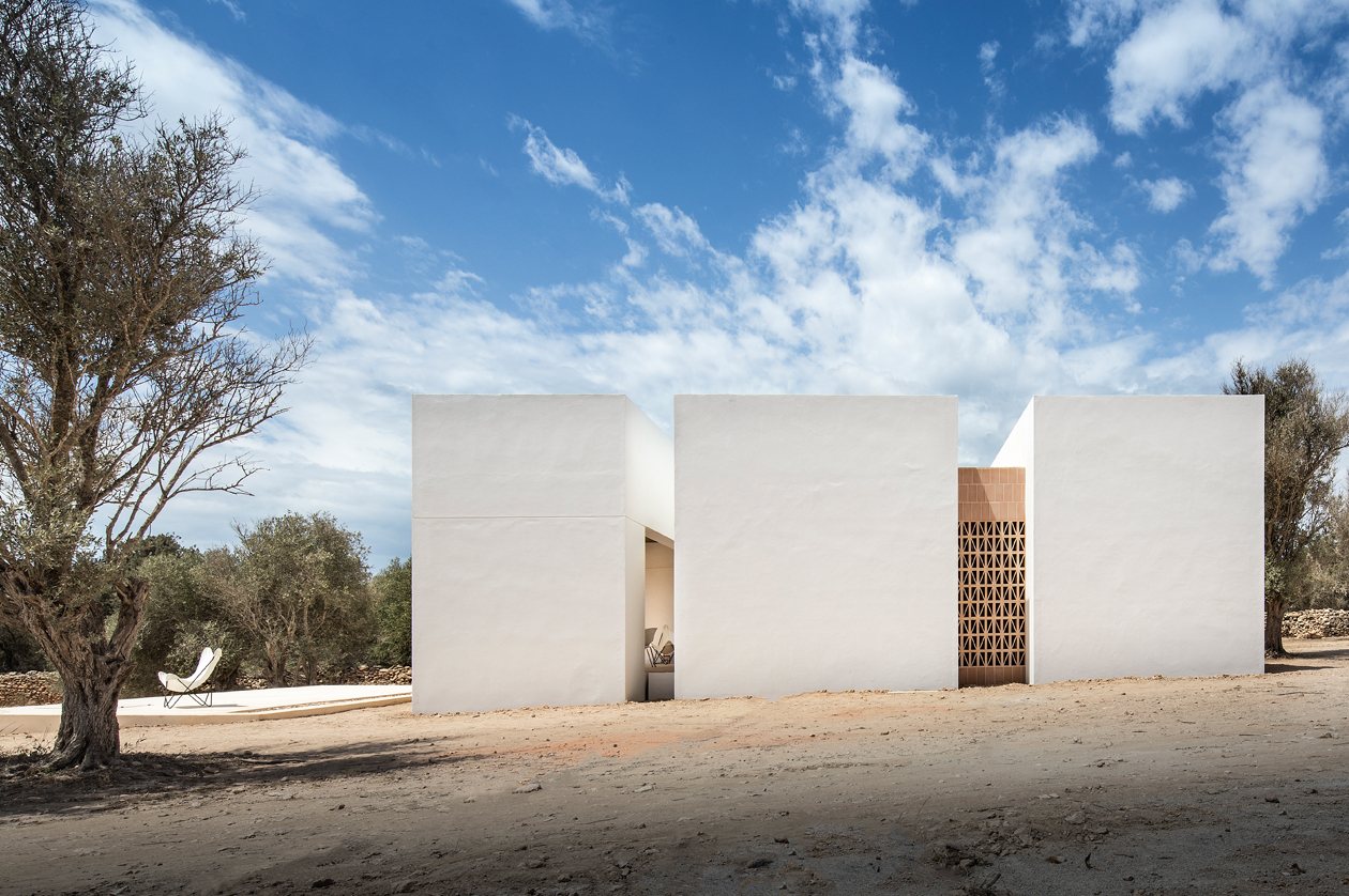 Vivienda Es Pou en Formentera