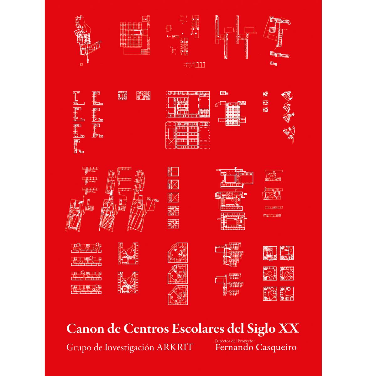 Canon de centros escolares del siglo XX