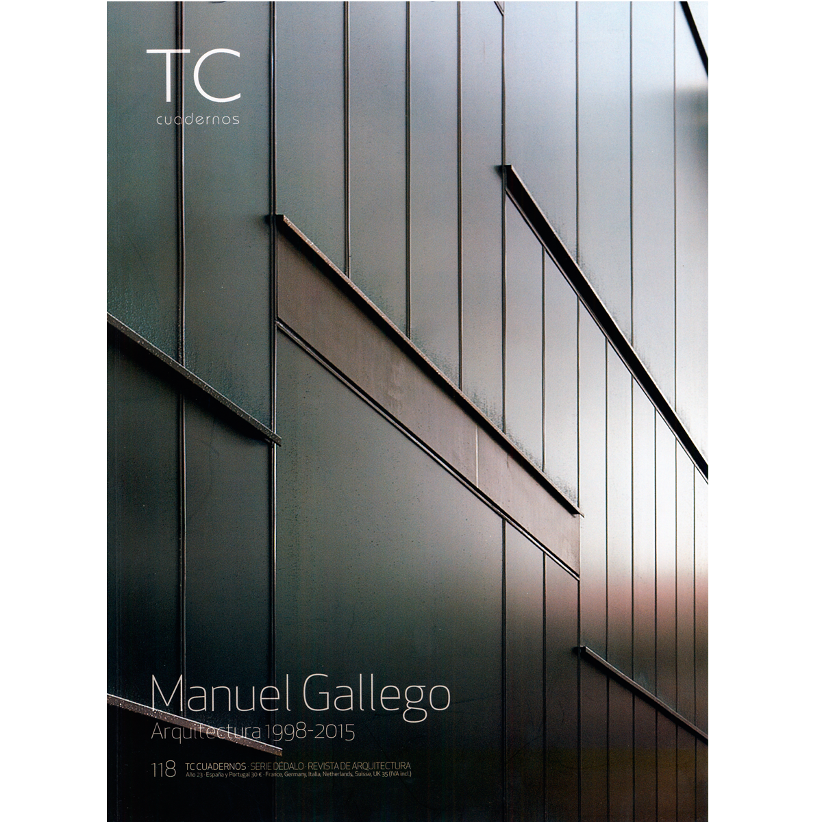 TC Cuadernos: Manuel Gallego