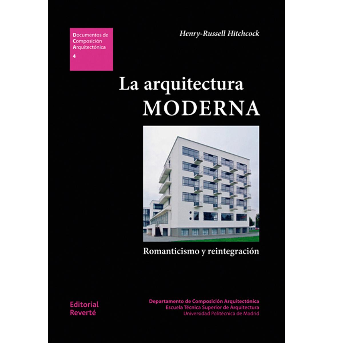 La arquitectura moderna