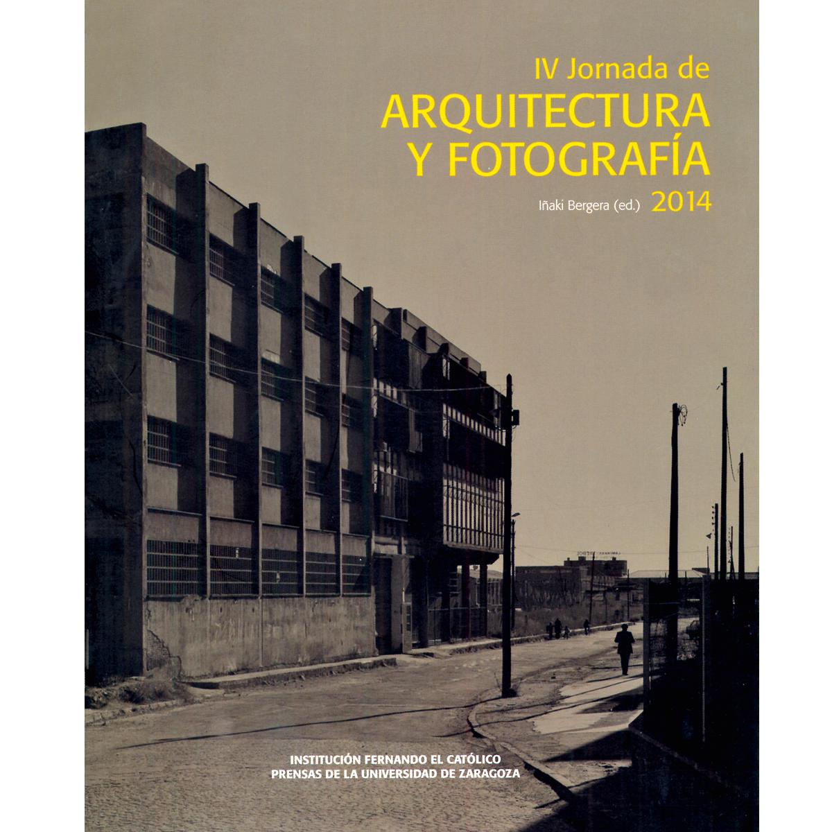 IV jornada de arquitectura y fotografía