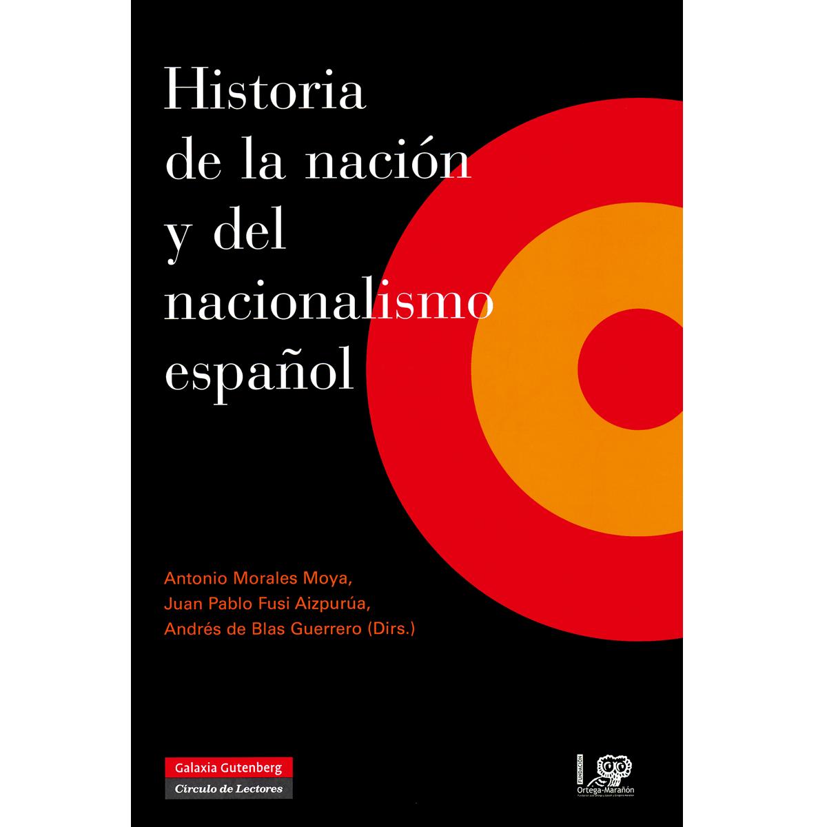 Historia de la nación y del nacionalismo español