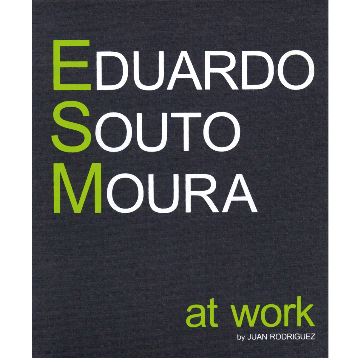 Souto Moura at Work