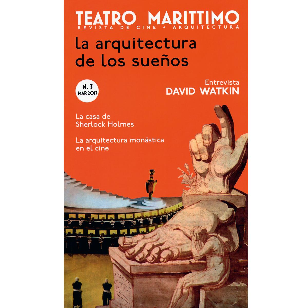 Teatro Marittimo: La arquitectura de los sueños