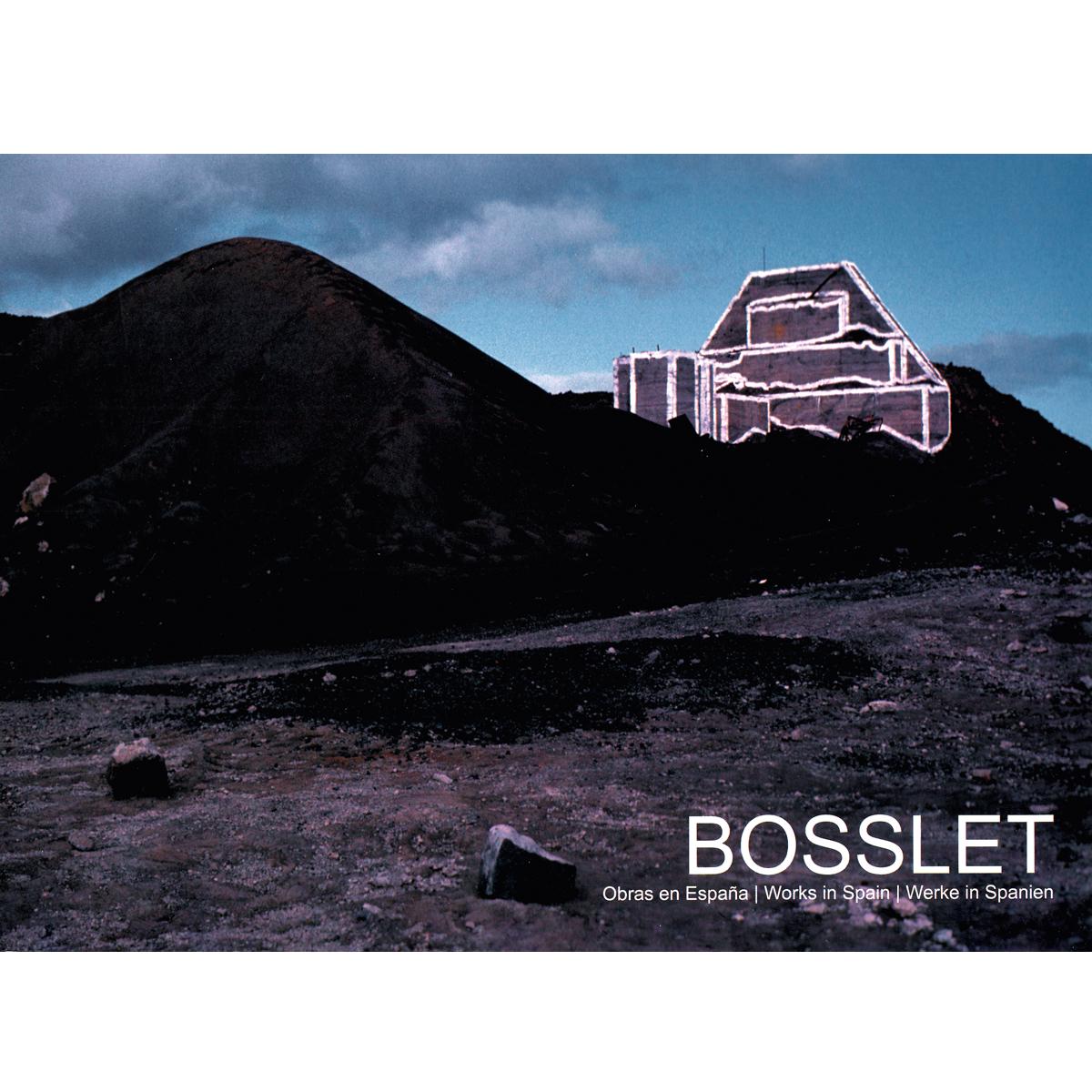 Eberhard Bosslet - Obras en España
