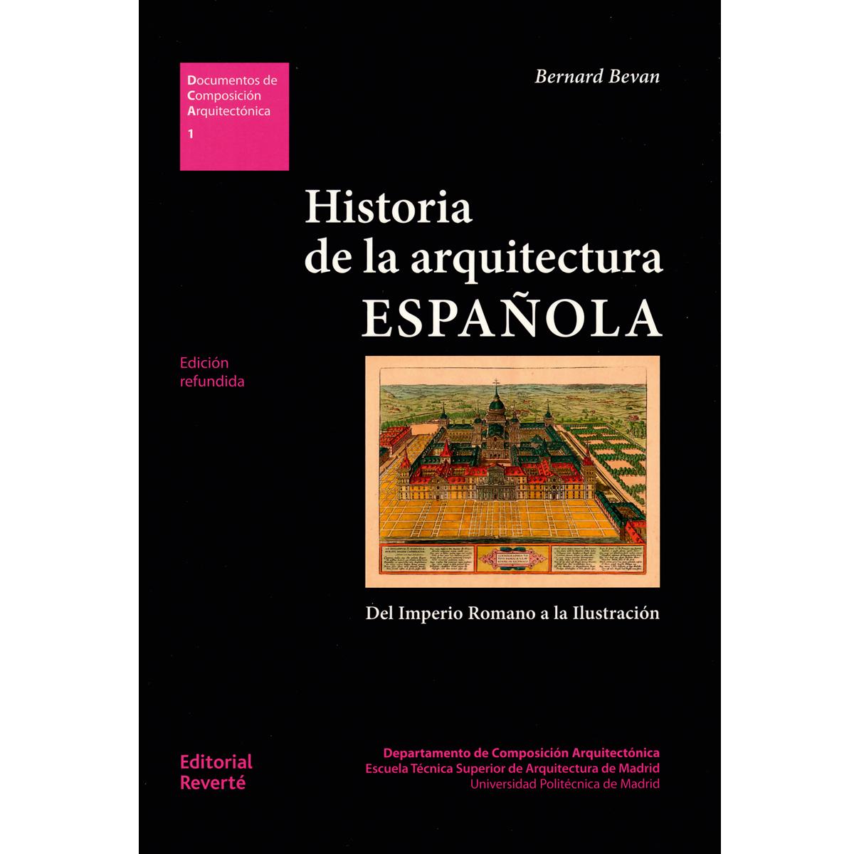 Historia de la arquitectura española